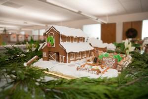 ANR's gingerbread farm