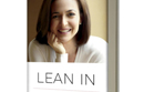 Cover of Lean In, book by Sheryl Sandberg