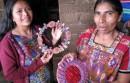 MayaWorks women display their crafts