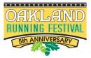 Logo from Oakland Running Festival website