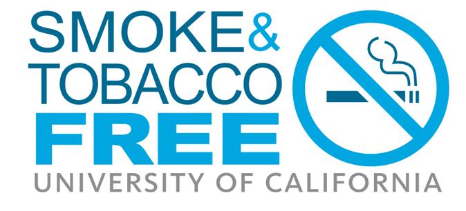 UC smoke free logo
