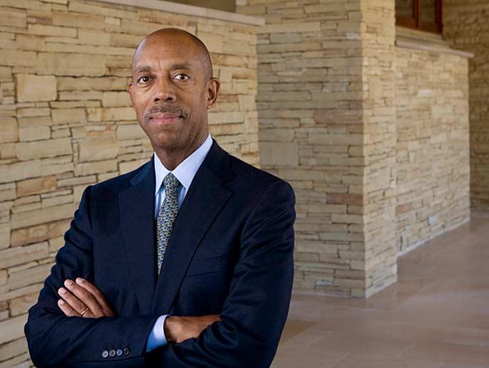 UC Irvine Chancellor Michael Drake