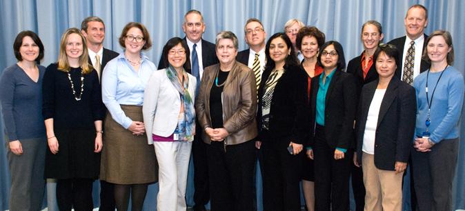 Leadership Development Program class of 2013