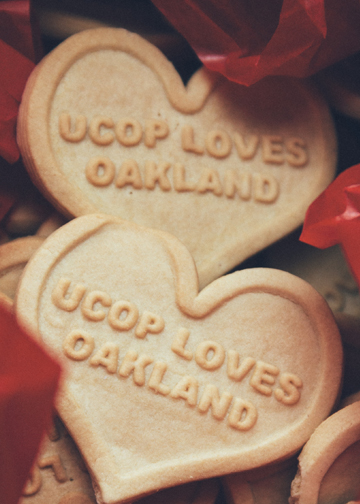 UCOP loves Oakland cookies