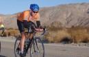 Doug Arent on his bike