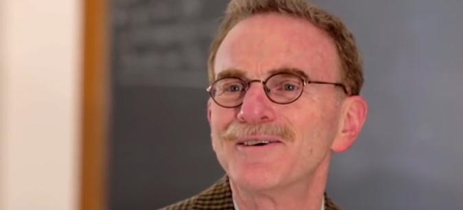 Nobel laureate Randy Schekman