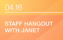 4-16 hangout graphic