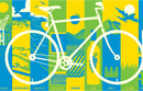 Bike to work day graphic