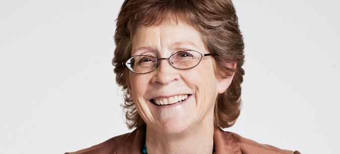 Vice Provost Susan Carlson