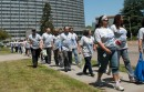 UCOP staffers at UC Walks 2014