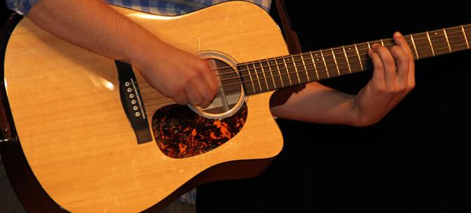 Guitar at 2013