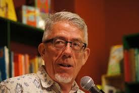 Independent bookseller Patrick Marks