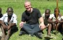 Jay Keasling with kids