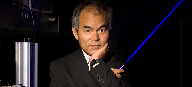 UCSB's Nakamura, Nobel Prize winner