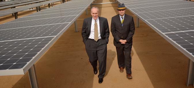 UCR solar farm