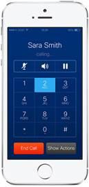Jabber for smartphone