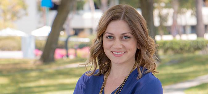 10 Second Bio: Meredith Turner of Legislative Advocacy & Institutional Relations