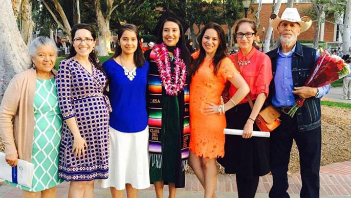 After a childhood of farm labor, UC education helps sisters