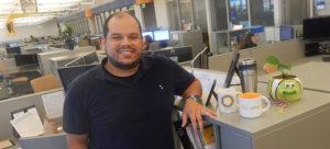 Axel Saenz UCPC carousel