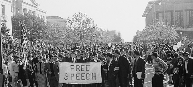 President Napolitano: It's time to free speech on campus again