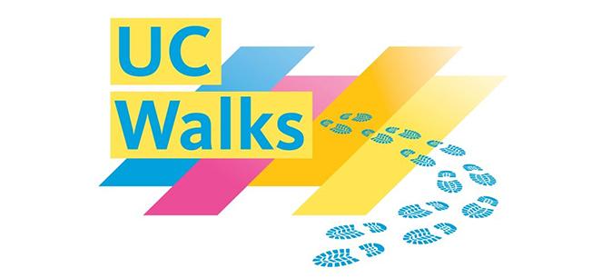 WEDNESDAY: UC Walks @ OP