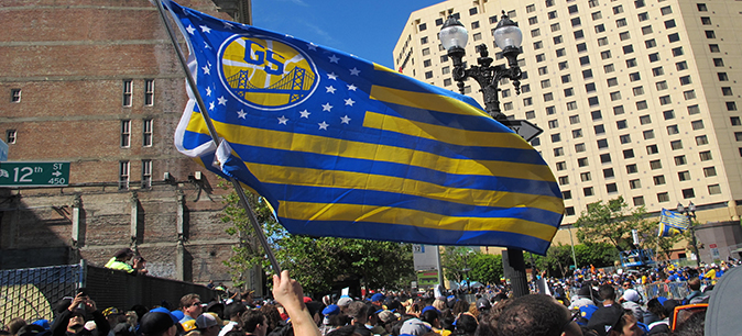 Lessons from the Golden State Warriors – and photos of their victory parade