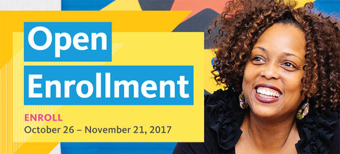 TODAY: Open Enrollment ends Tuesday, Nov. 21 @ 5 p.m.