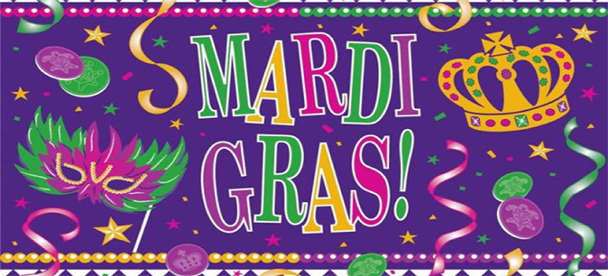 FRIDAY: Come to the UCOP Mardi Gras Mixer