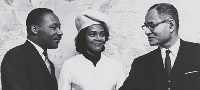 Ralph Bunche: UC pathbreaker and global peacemaker