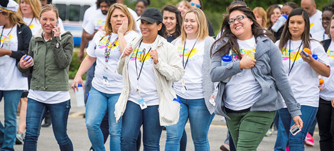 UC Walks is back! Get some exercise and boost your wellbeing Wednesday
