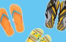 Algae flip-flops