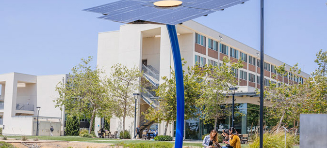 UC named a national leader in renewable energy