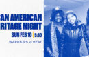 Warriors African American Heritage Night