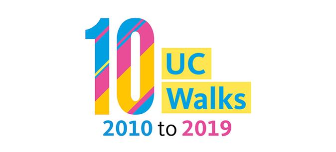 Celebrate the 10th annual UC Walks