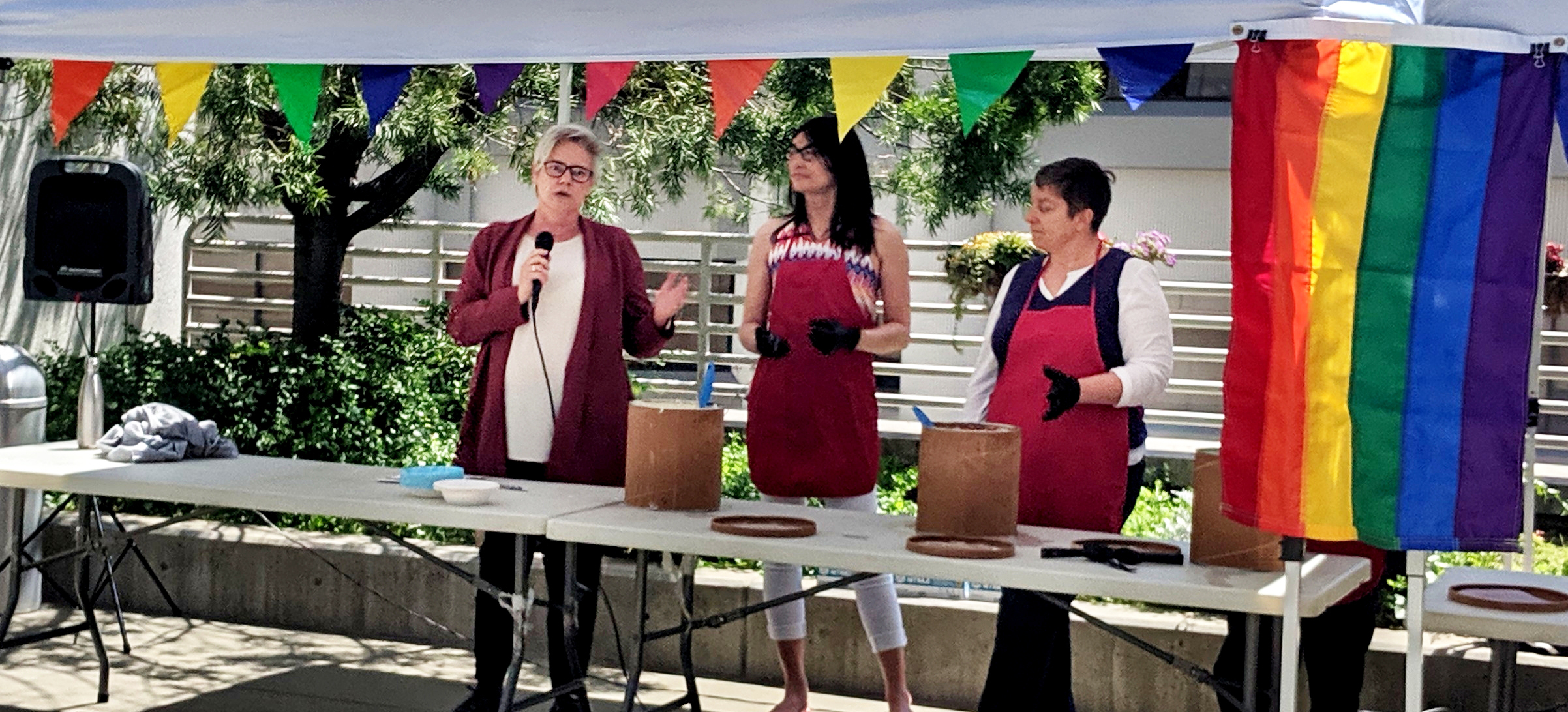 Staff affinity group spotlight: UCOP Pride