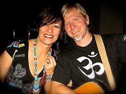10-Second Bio: Bara Waters, rockin' musician | Link: UCOP's