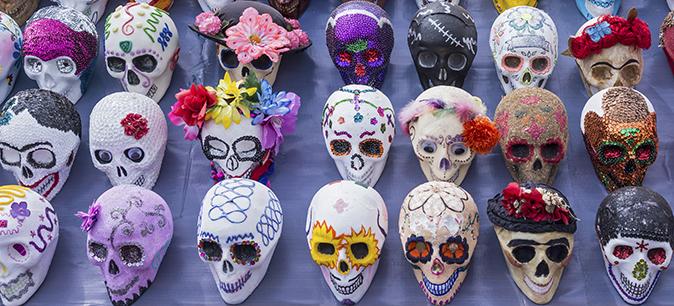 Celebrate Dia de los Muertos with LaSA!