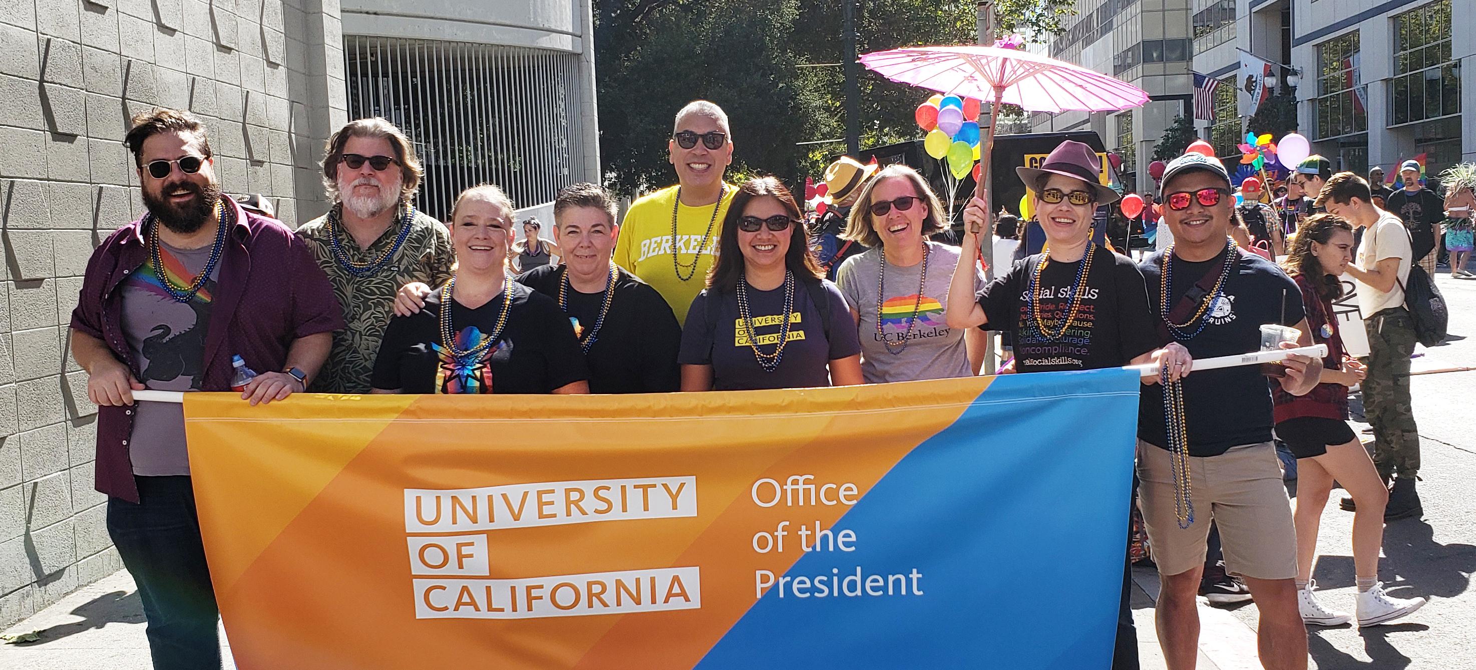UCOP Pride celebrates community in Oakland