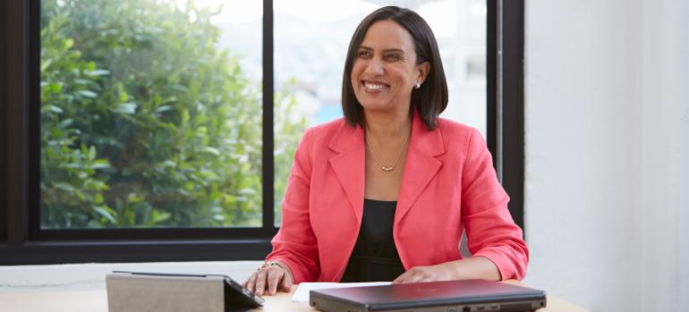 Women We Admire: Kirsten Bibbins-Domingo