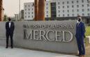 President Drake visits UC Merced