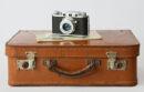 Suitcase + camera