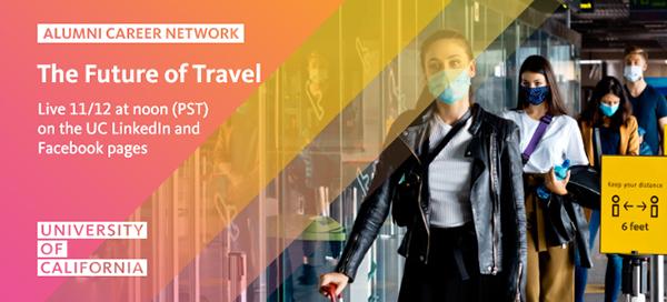 UC Alumni Career Network travel episode banner