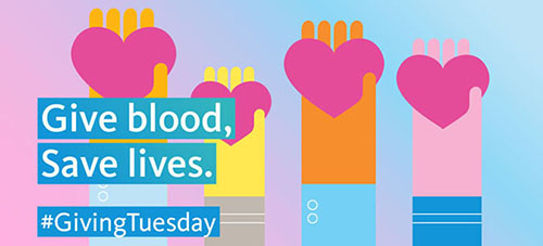 Join UC in giving blood this holiday season — supplies are critical
