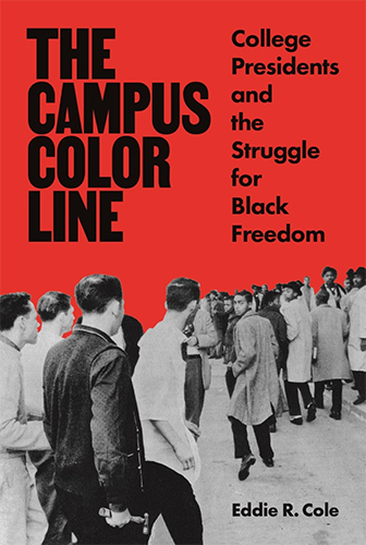 Book cover - Campus Color Line
