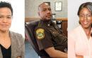 Black History Month public safety panelists