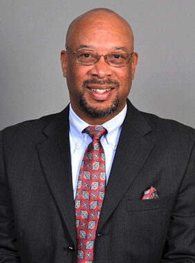 Michael Brown, Ph.D., provost and executive vice president for Academic Affairs