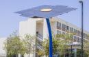 UC SD Solar Chill Statue
