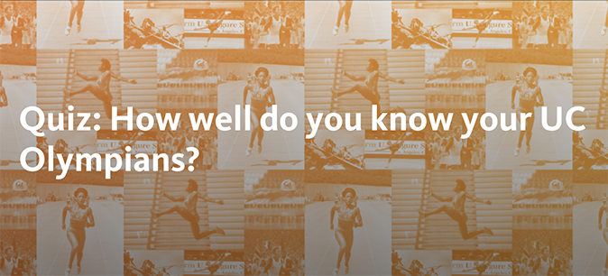 Test your UC Olympics knowledge