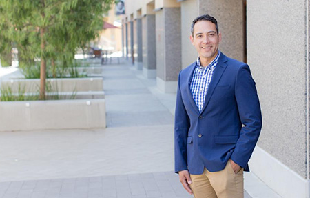 Michael Mendez, Ph.D.